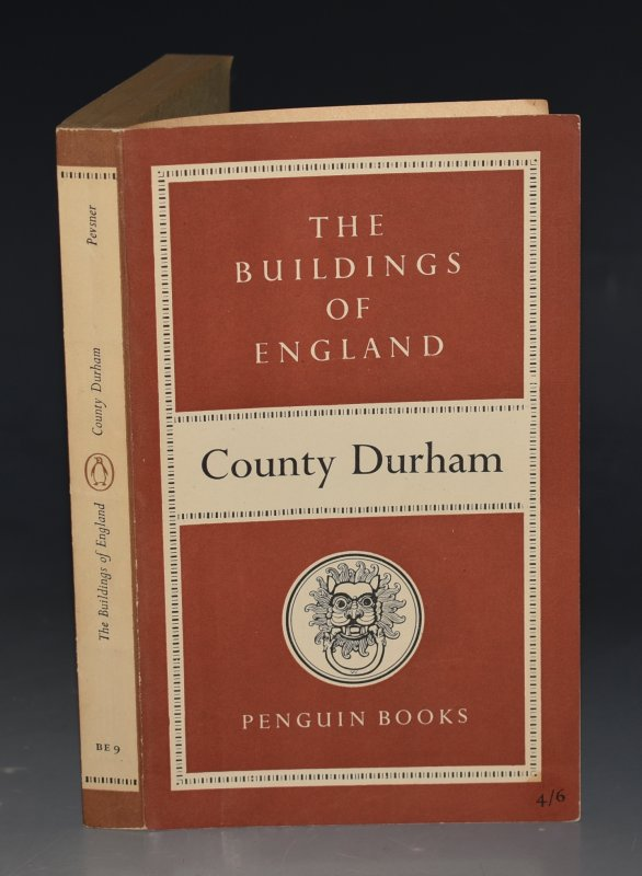 Image for County Durham. The Buildings of England.