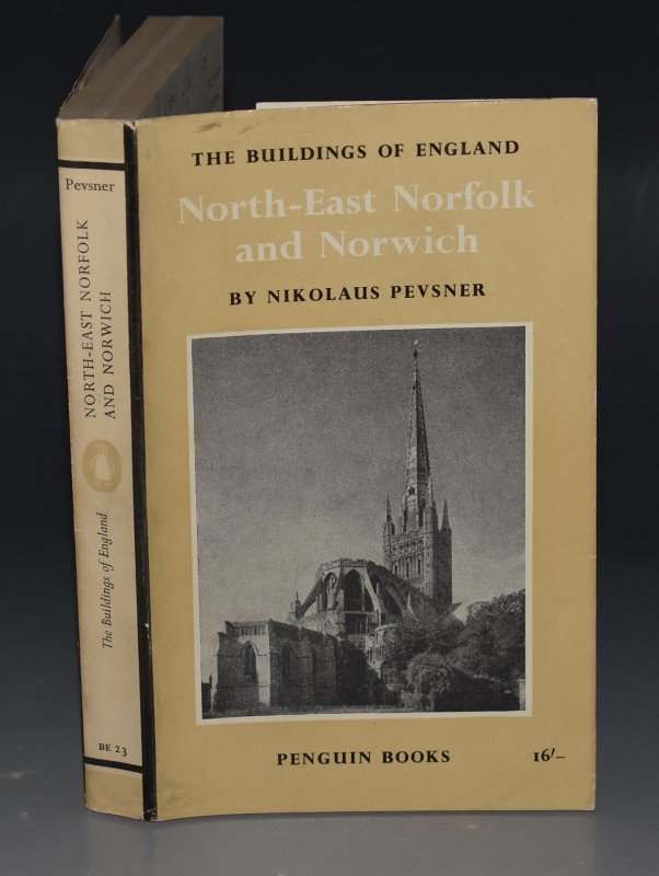 Image for North West and South Norfolk. (The Buildings of England).