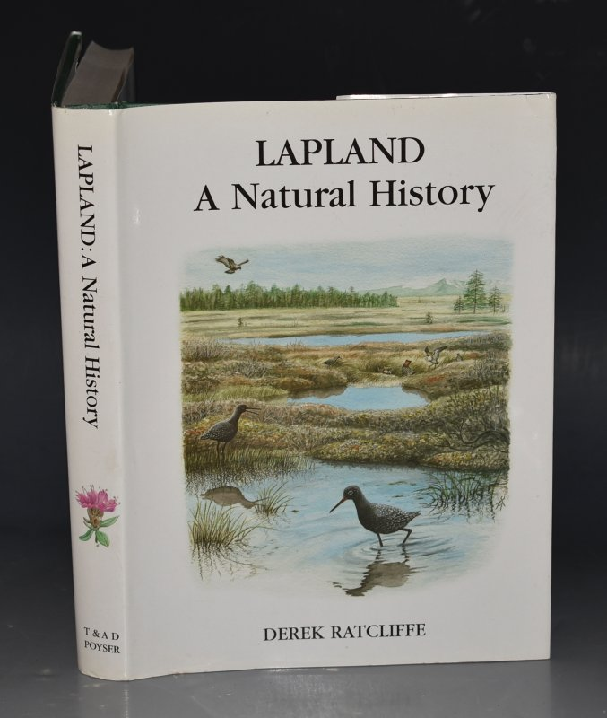 Image for Lapland. A Natural History Illustrations by Mike Unwin.