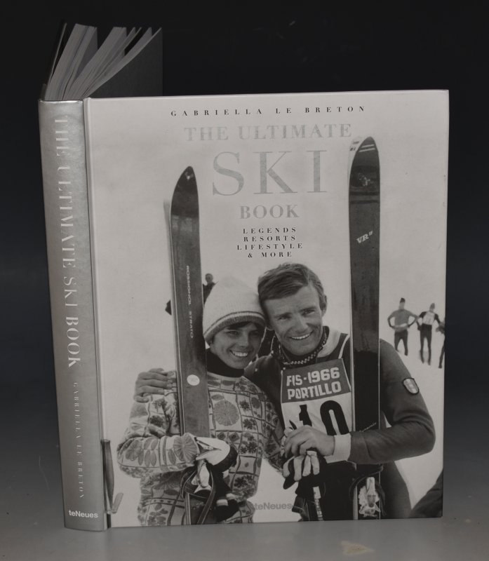 Image for The Ultimate Ski Book Legends, Resorts, Lifestyle & More.