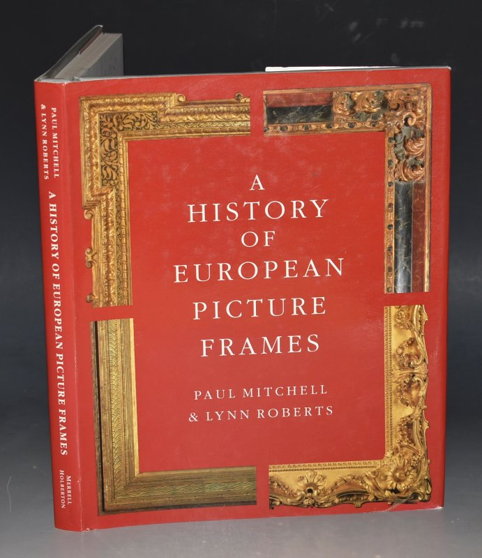 Image for A History of European Picture Frames