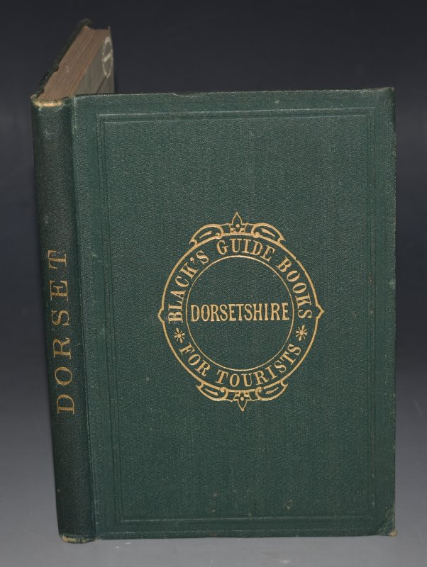 Image for Black's Guide to Dorsetshire With Maps and illustrations.