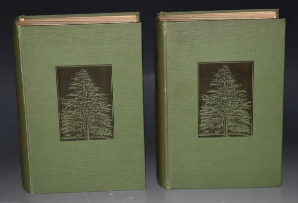 Image for Trees and Shrubs. Hardy in the British Isles. 2 volumes only. Vol I, A-K; Vol II, L-Z,