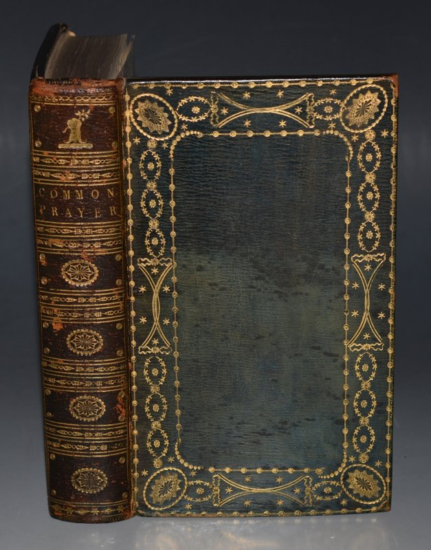 Image for The Book Of Common Prayer, and Whole Book of Psalms. ... And Administrations of the Sacraments and Other Rites and Ceremonies of the Church, according to the use of the Church of England; Together with the Psalter or Psalms of David, Pointed as they are to be sung or said in Churches. PLUS; The Whole Book of Psalms, Collected into English Metre, by Thomas Sternhold and John Hopkins, Conferr'd with the Hebrew. TWO VOLUMES IN ONE.