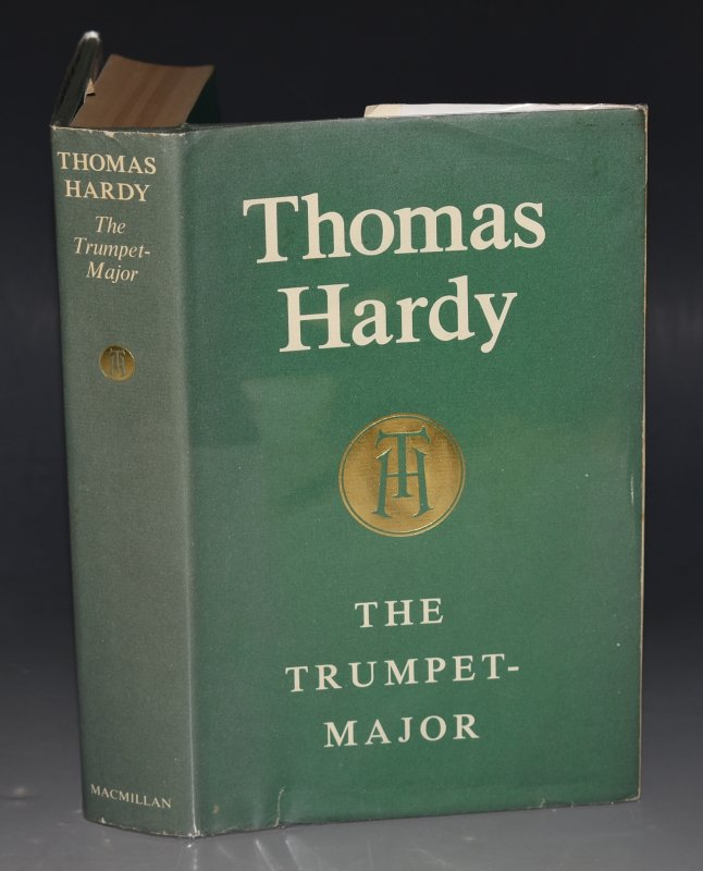 Image for The Trumpet-Major John Loveday, A Soldier in the War with Buonaparte and Robert His Brother, A Tale. Introduction by Barbara Hardy. Notes by Laurel Brake Ernest Hardy.  The New Wessex Edition.