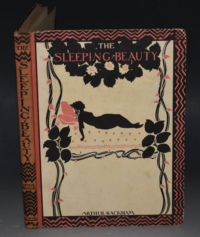 Image for The Sleeping Beauty. Retold by C.S.Evans & Illustrated by Arthur Rackham.