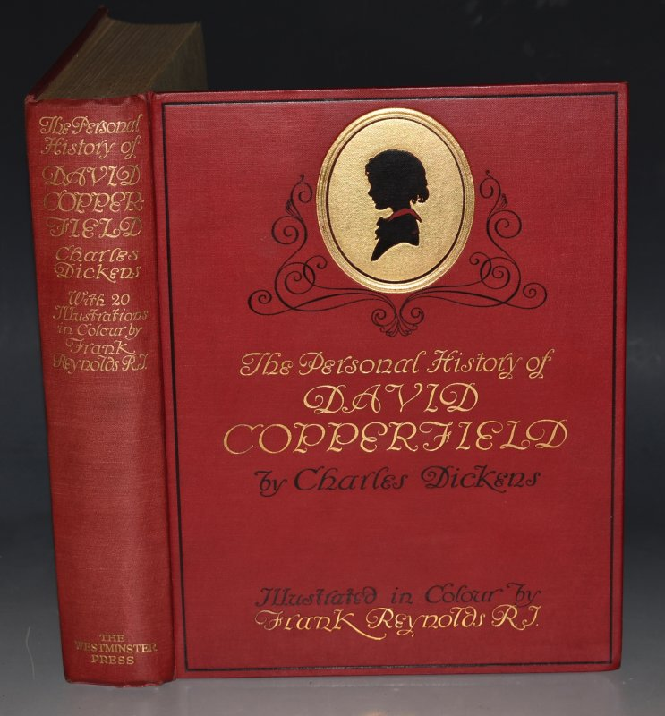 Image for The Personal History of David Copperfield. Illustrated in colour by Frank Reynolds.