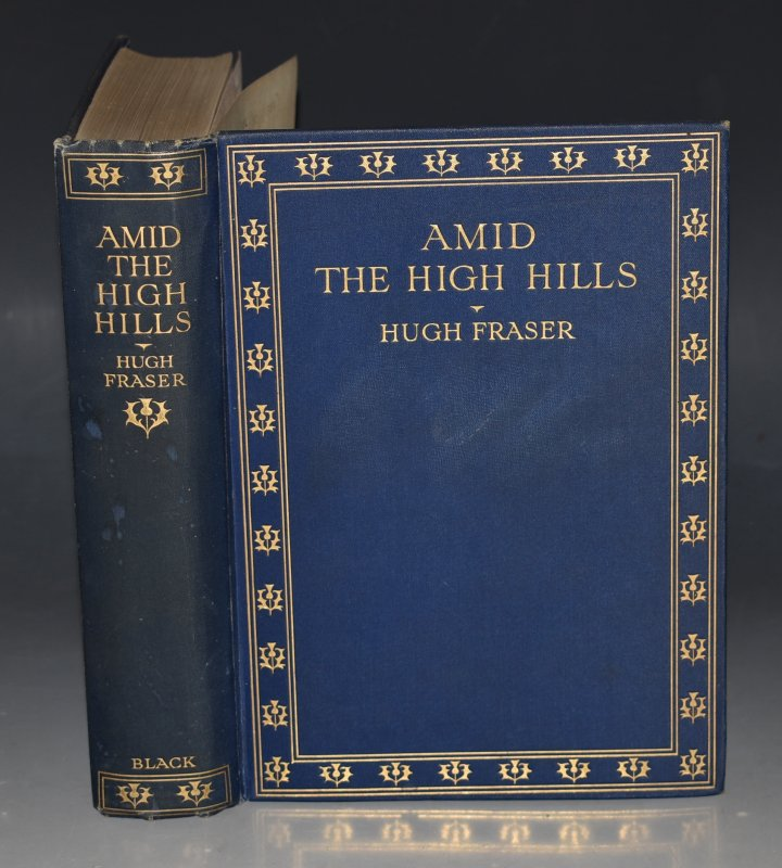 Image for Amid the High Hills.
