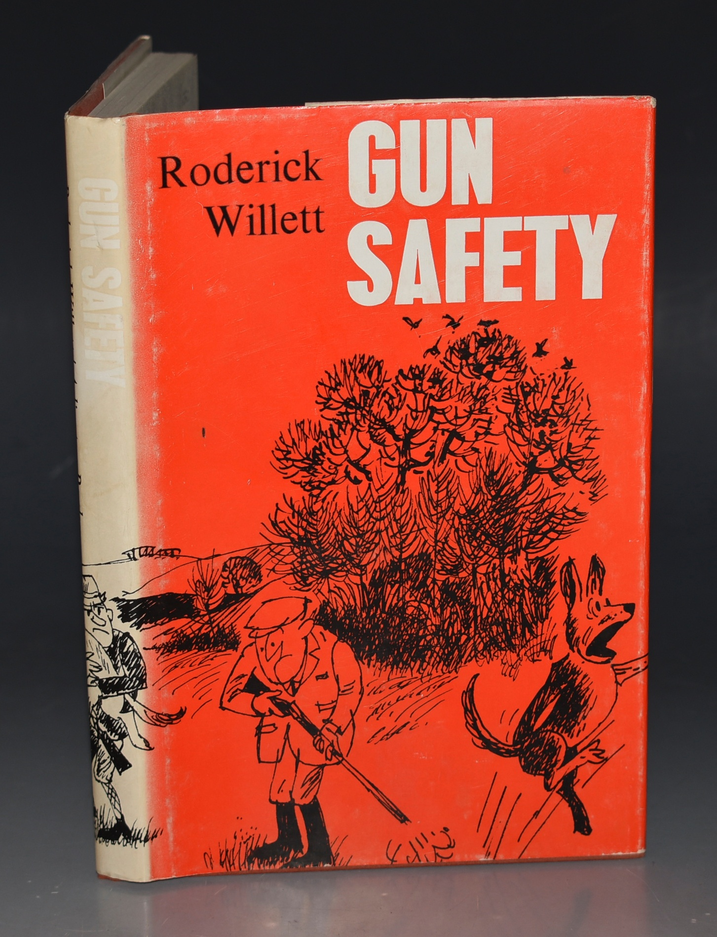Image for Gun Safety Drawings by Bill Martin. SIGNED COPY.