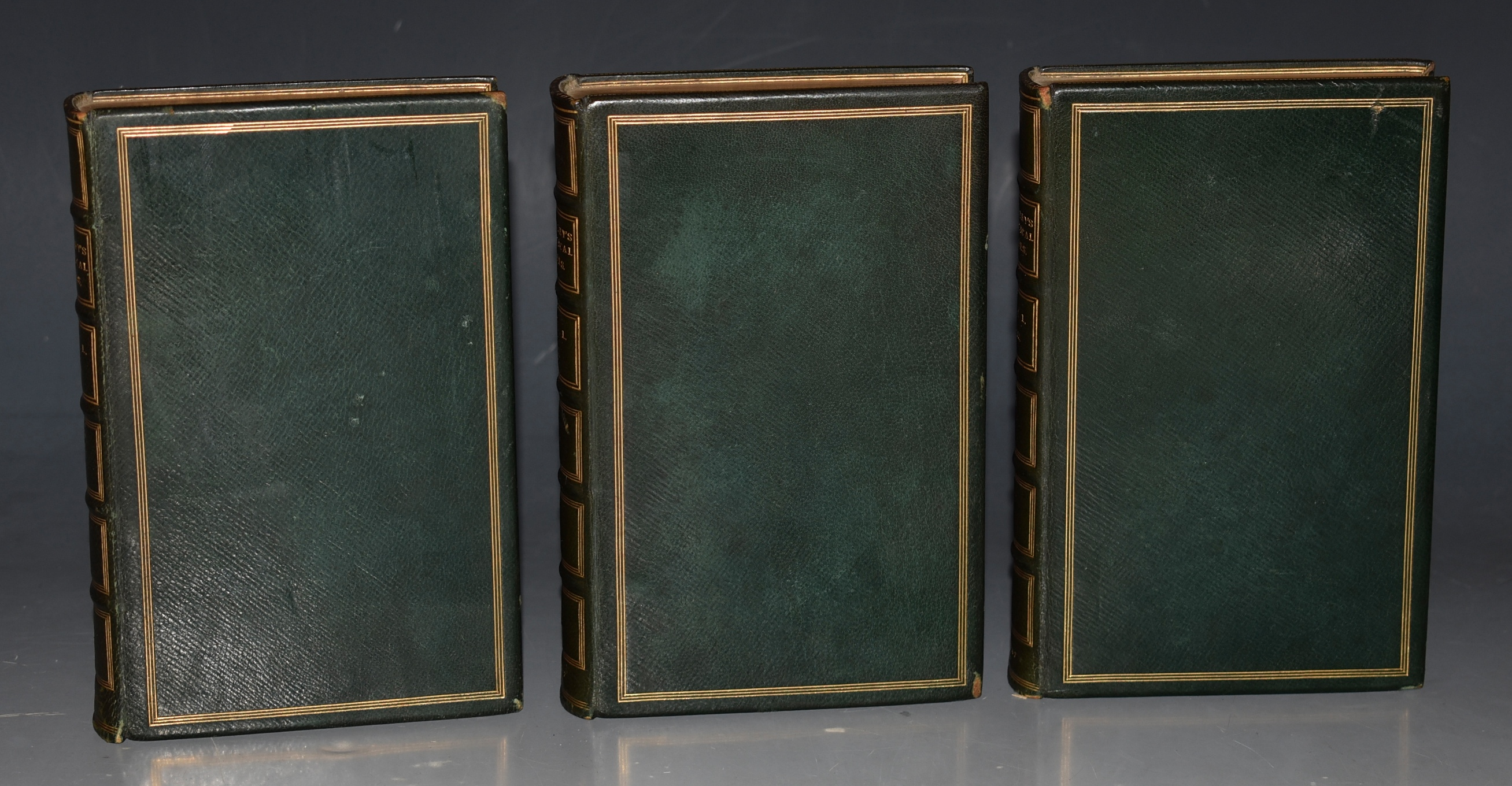 Image for The Poetical Works of Percy Bysshe Shelley: Edited by Mrs Shelley. In Three Volumes.