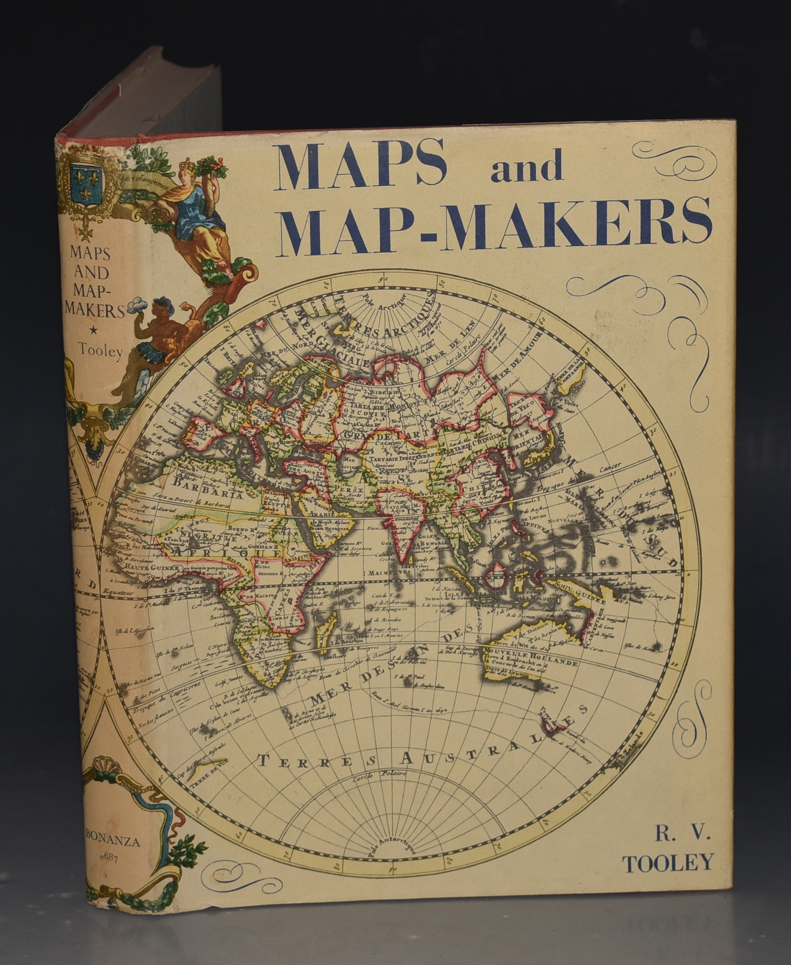 Image for Maps and Map-Makers. (standard map reference book). Fourth edition.