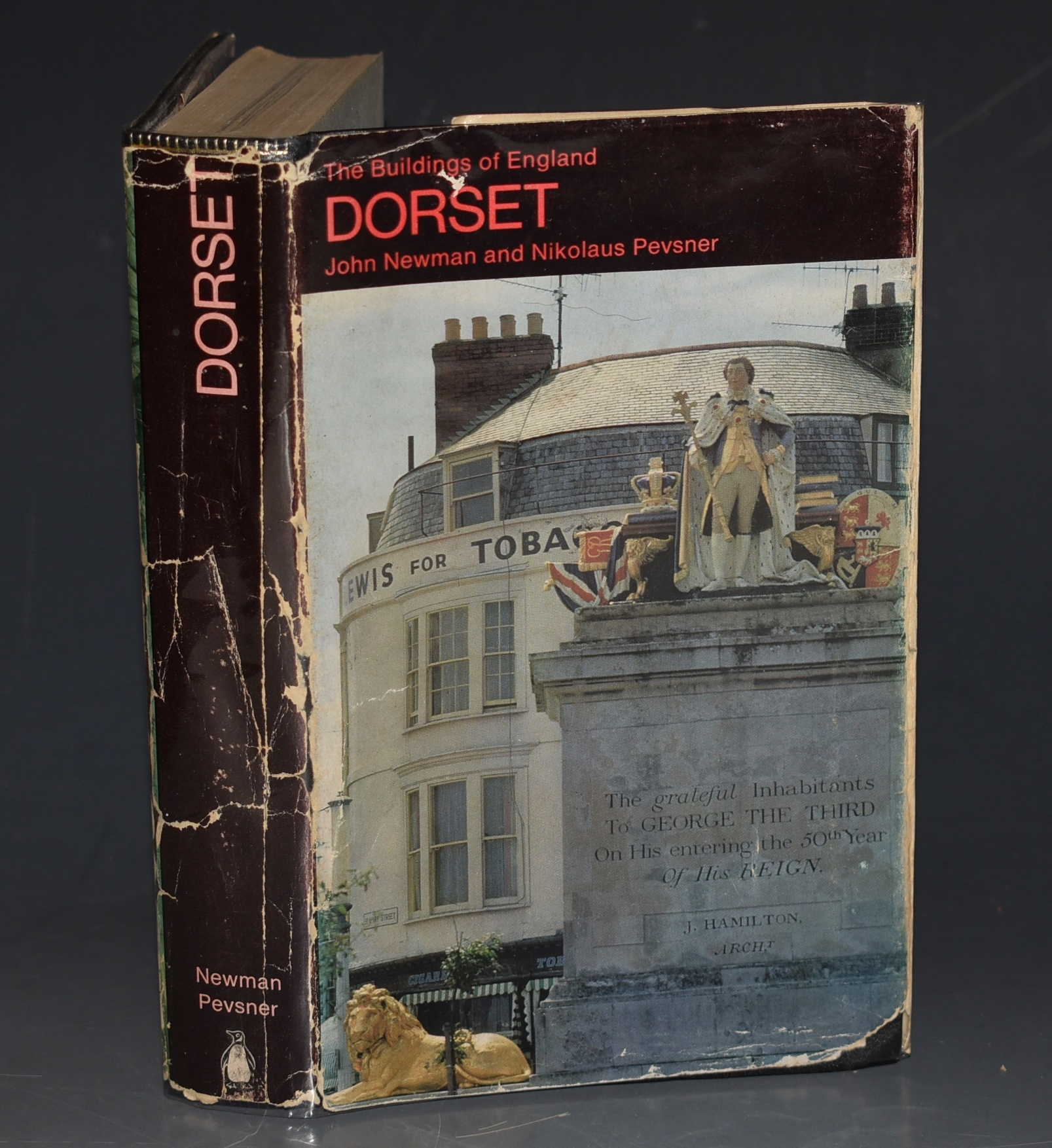 Image for The Buildings of England. Dorset.