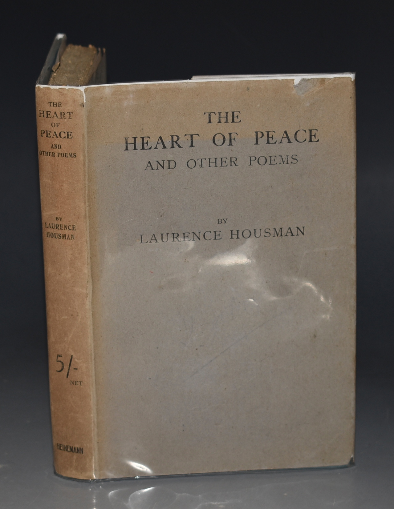 Image for The Heart of Peace & Other Poems.