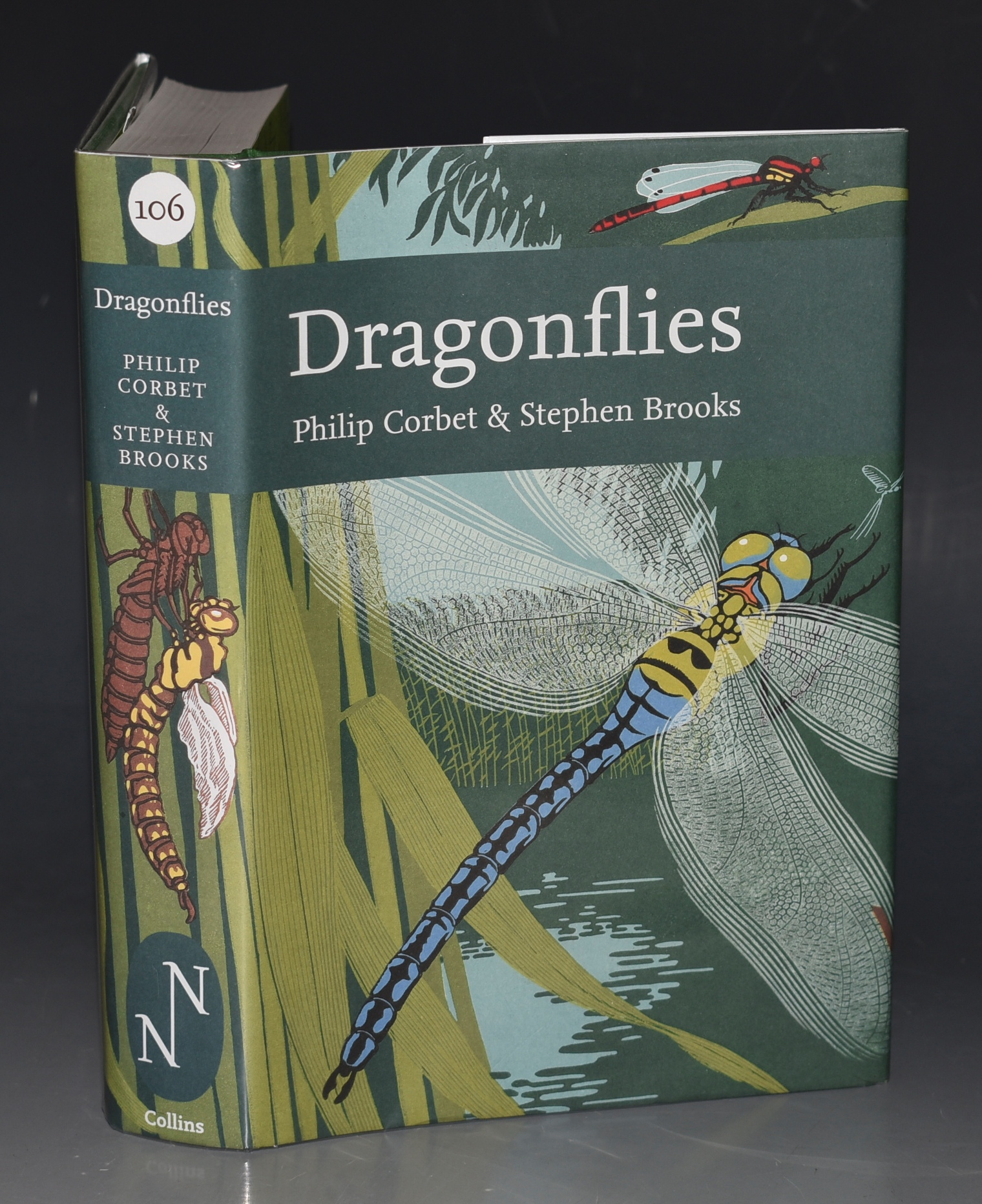 Image for Dragonflies. The New Naturalist (106.)