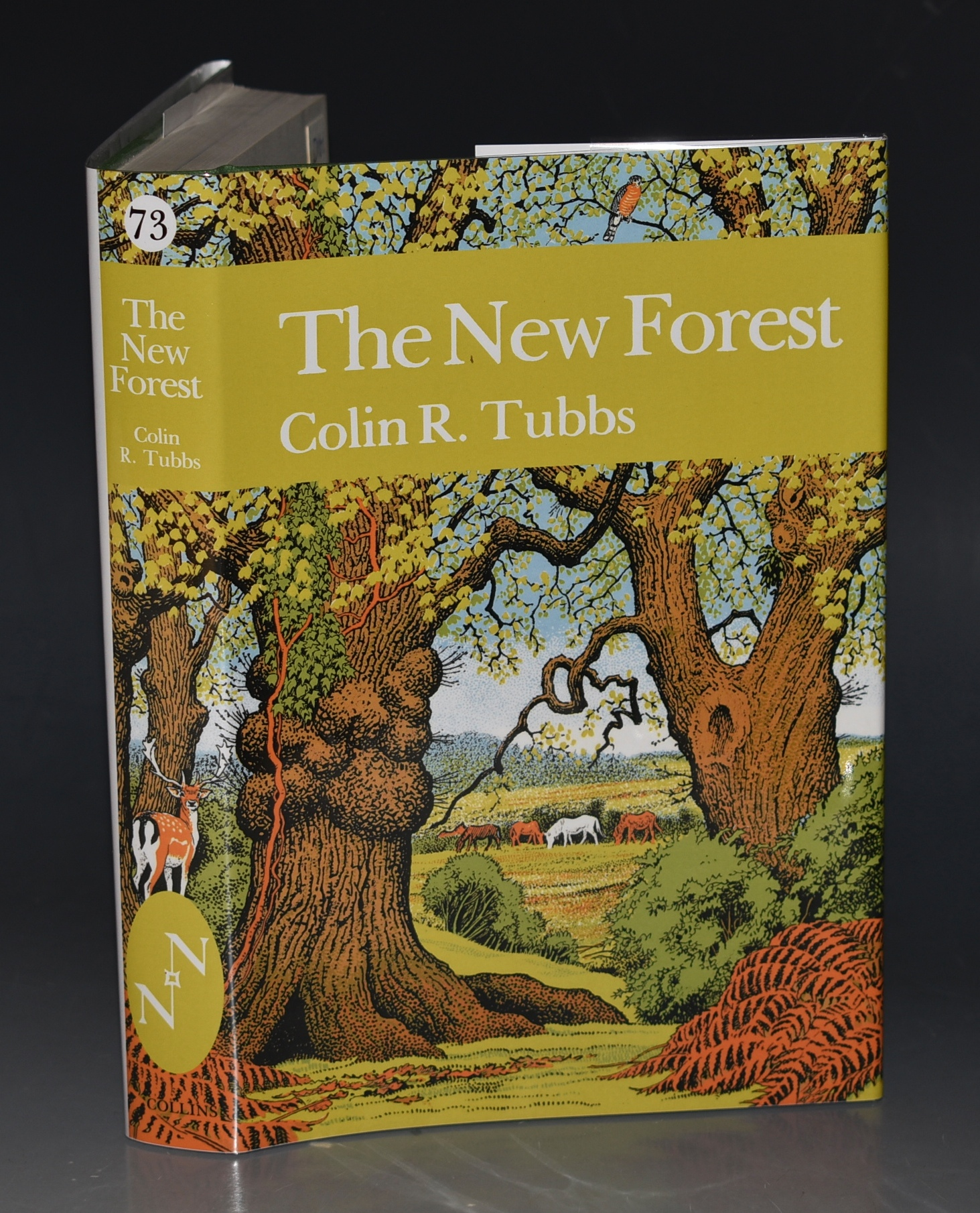 Image for The New Forest. (The New Naturalist 73).
