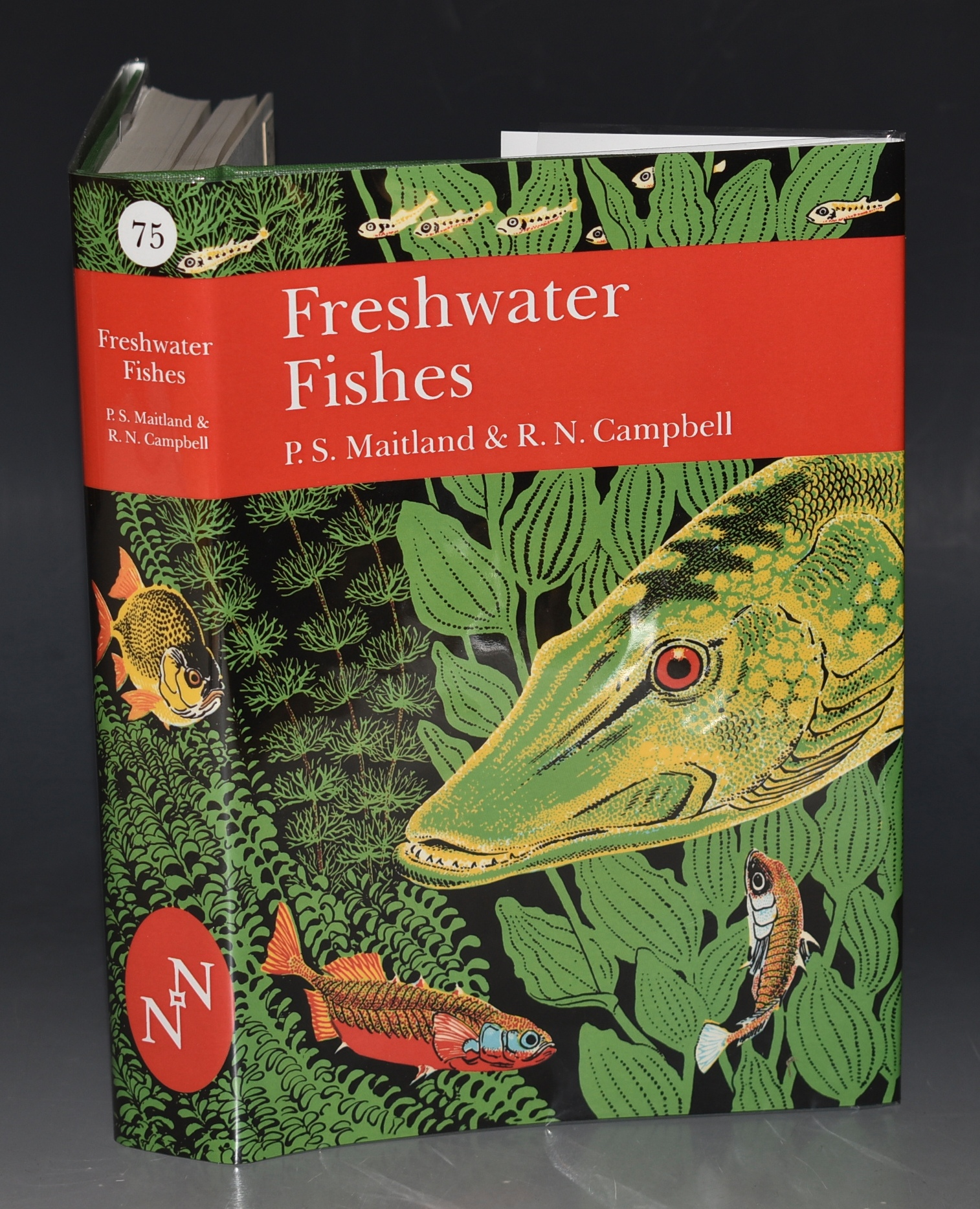Image for Freshwater Fishes of The British Isles. (The New Naturalist 75)