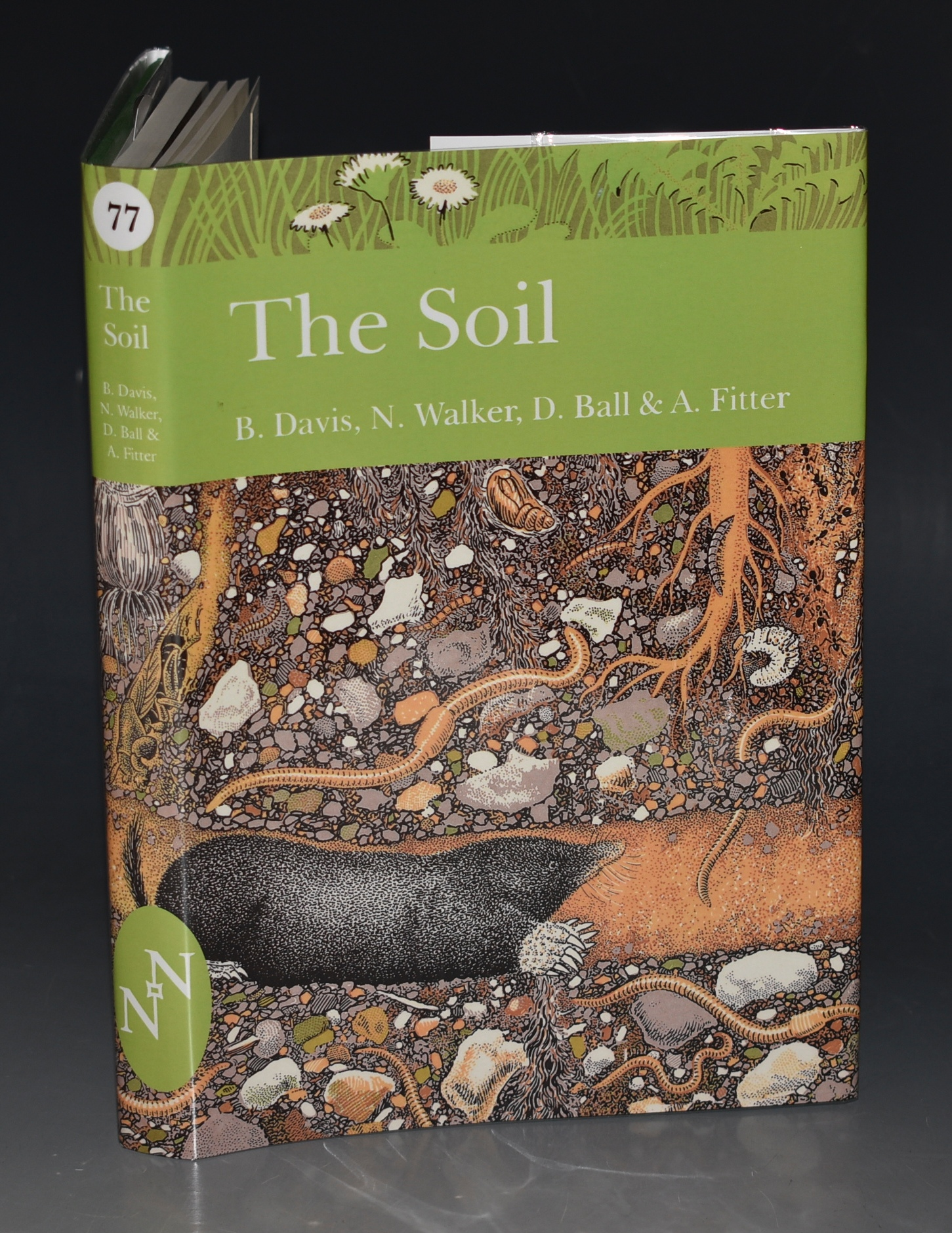 Image for The Soil. (The New Naturalist 77).