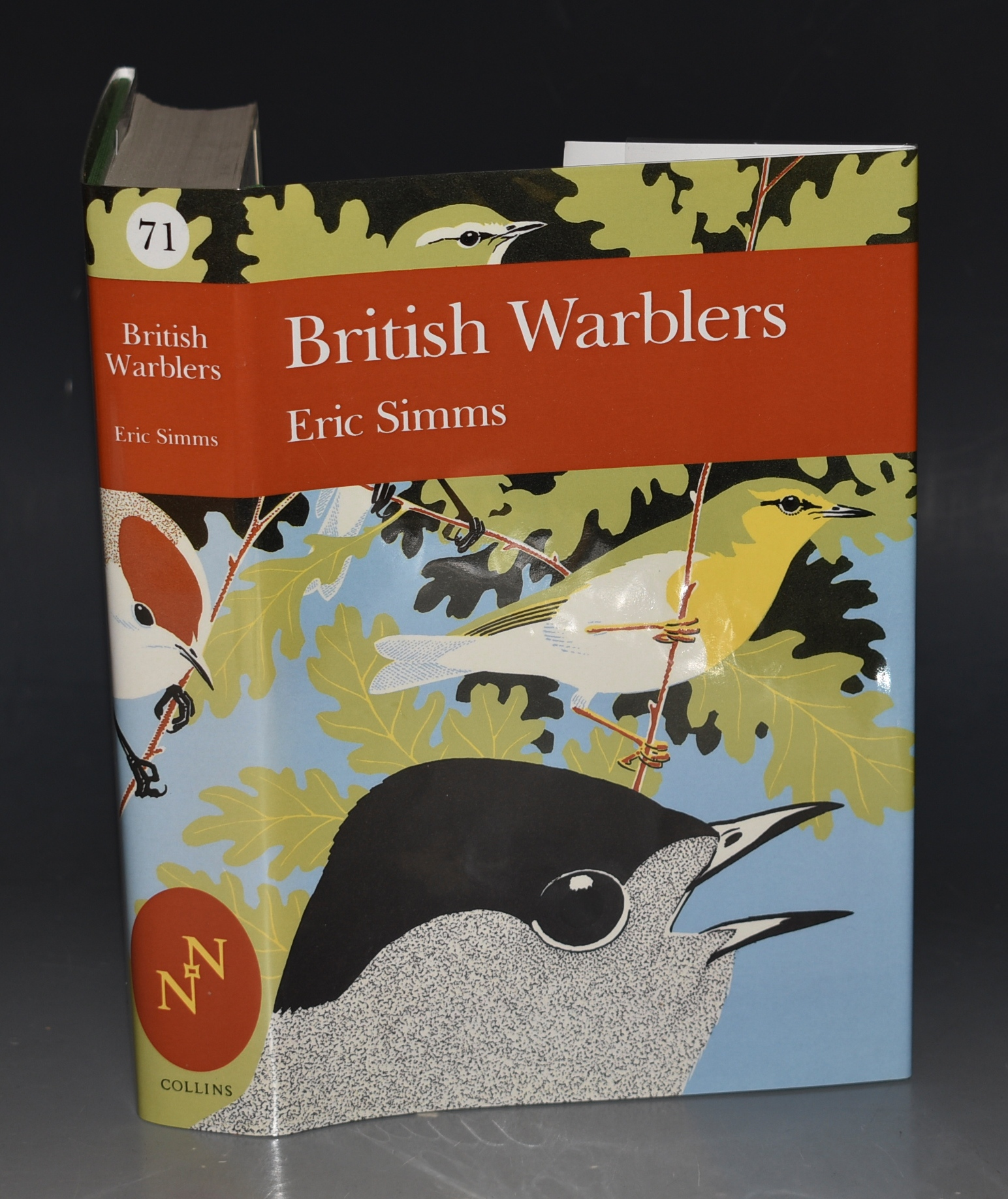 Image for British Warblers (71). (The New Naturalist). SIGNED FIRST EDITION.