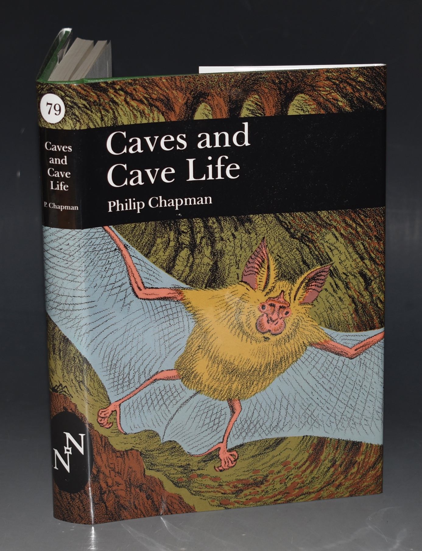 Image for Caves & Cave Life. The New Naturalist. (79)