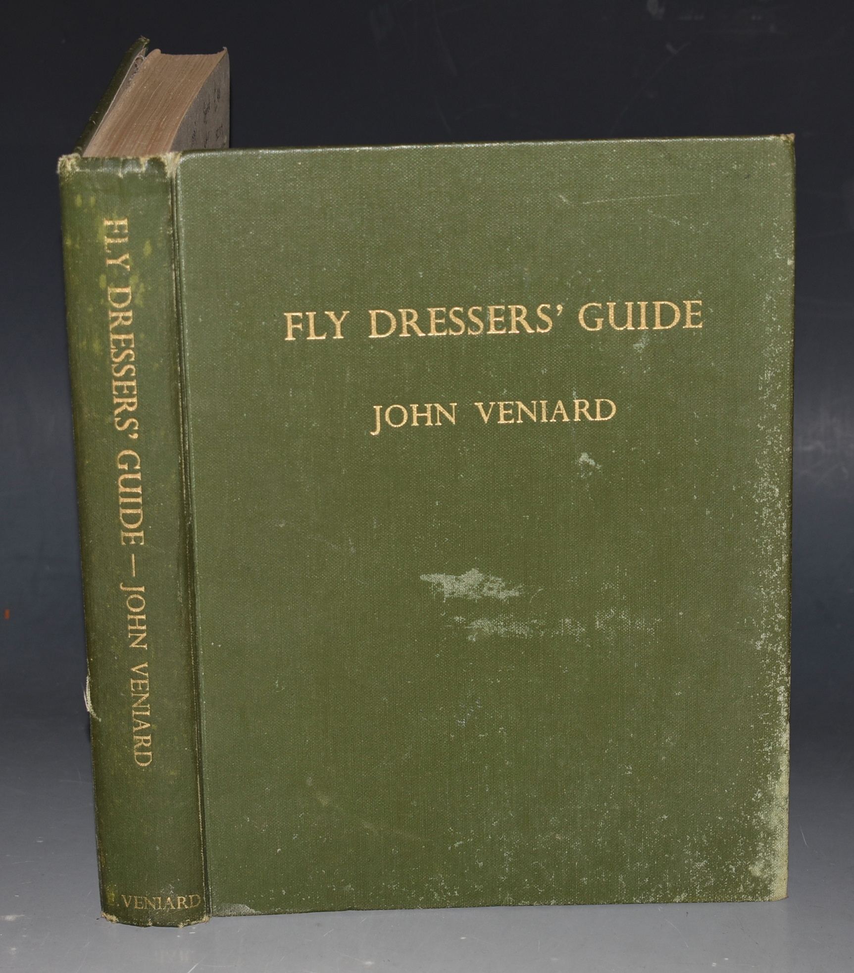 Image for Fly Dressers' Guide. WITH SIGNED AUTHORS LETTER.