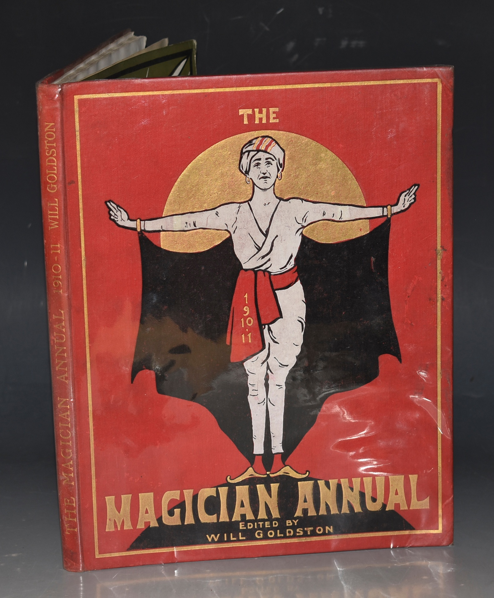 Image for The Magician Annual 1910-11. Complied and Edited by Will Goldston. 102 Pages, 4 Colour Plates, Over 300 Illustrations.