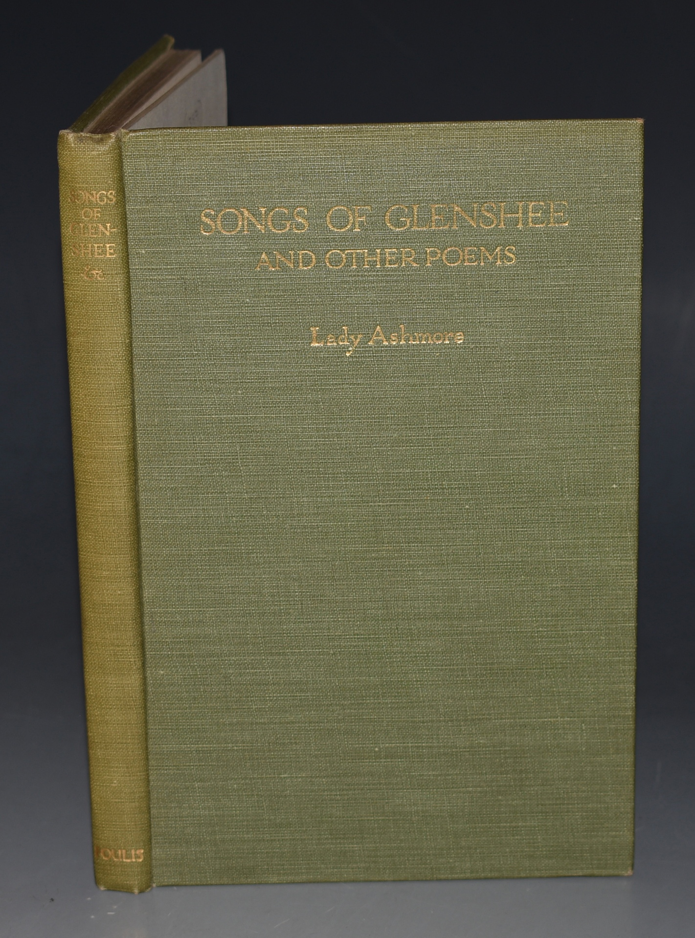 Image for Songs of Glenshee And Other Poems.