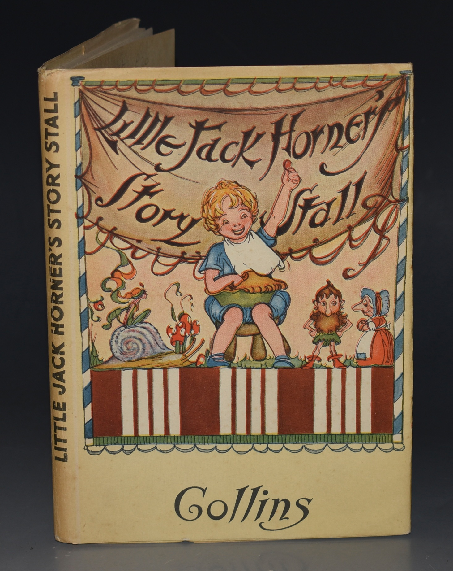 Image for Little Jack Horner's Story Stall