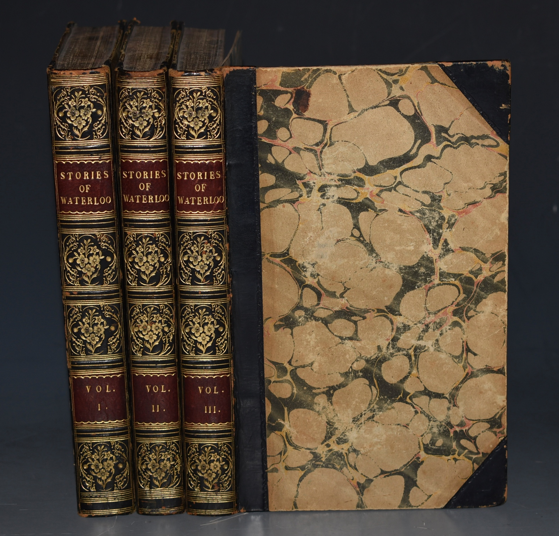 Image for Stories of Waterloo; And Other Tales. In Three Volumes.