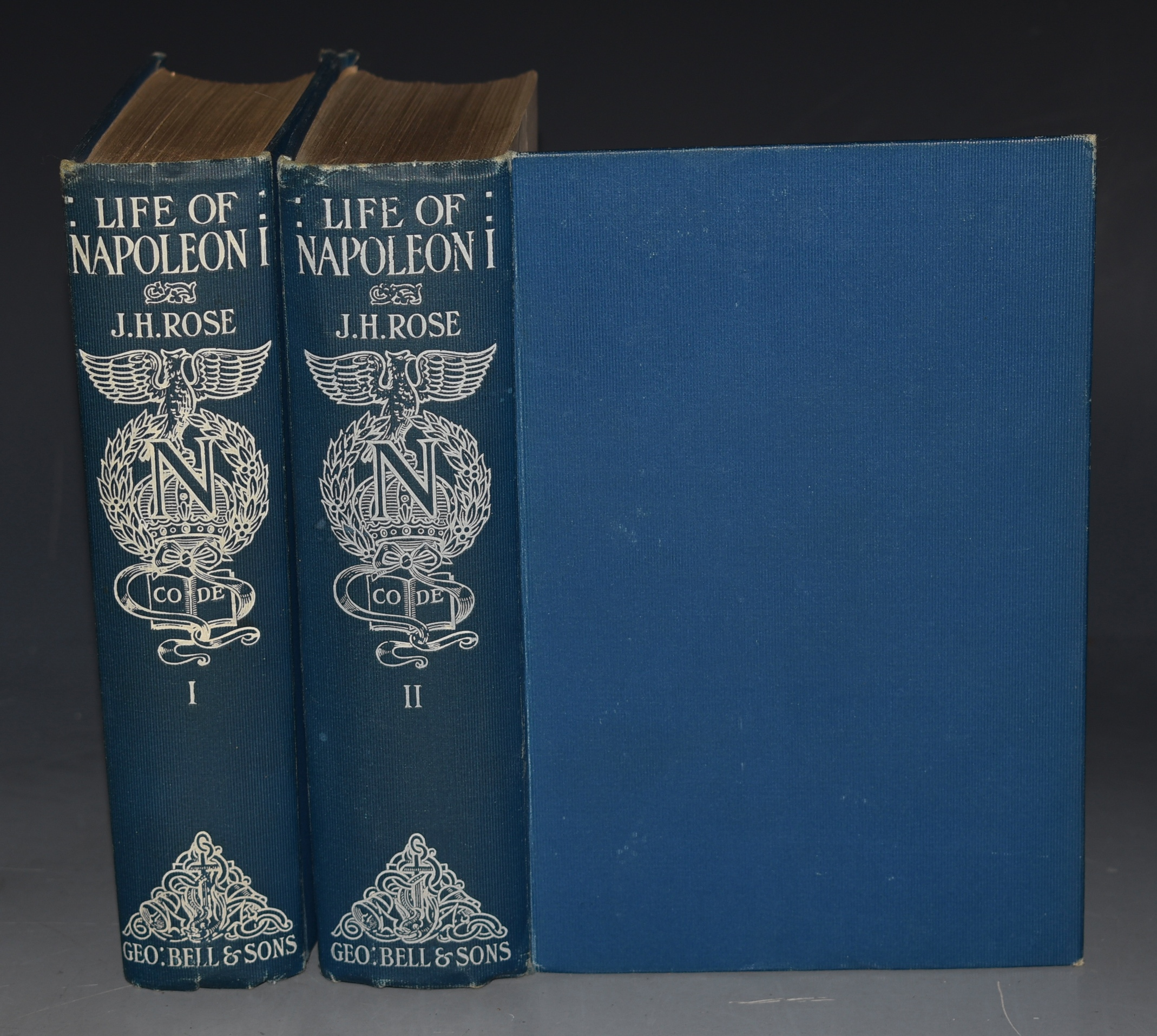 Image for The Life of Napoleon I. Including New Materials From the British Official Records. In Two Volumes.