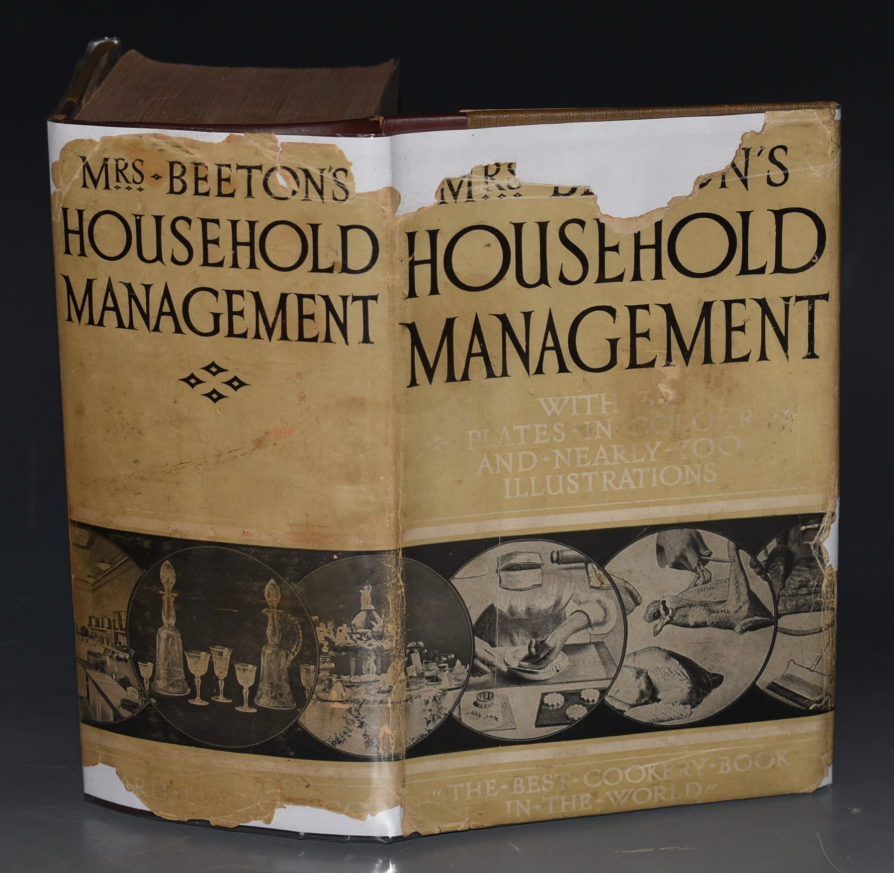 Image for Household Management. A Complete Cookery Book.