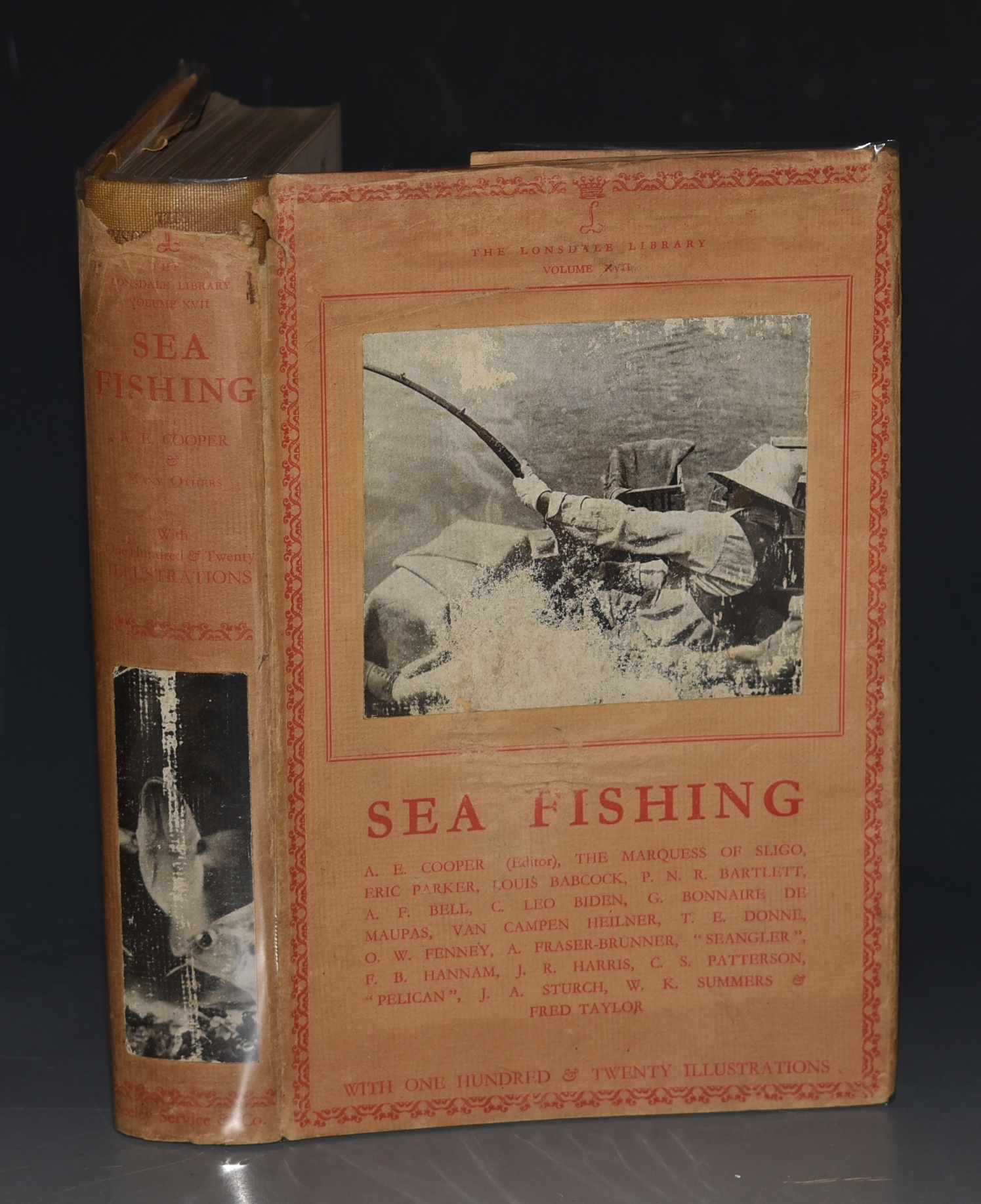 Image for Sea Fishing. (The Lonsdale Library Vol. XVII).