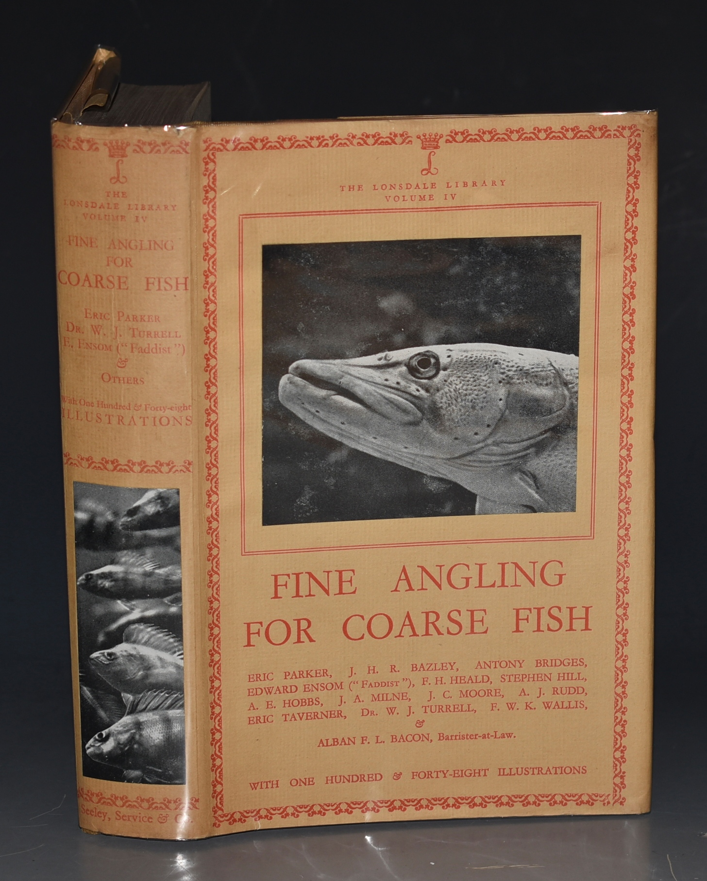 Image for Fine Angling For Coarse Fish. (The Lonsdale Library Vol. IV).