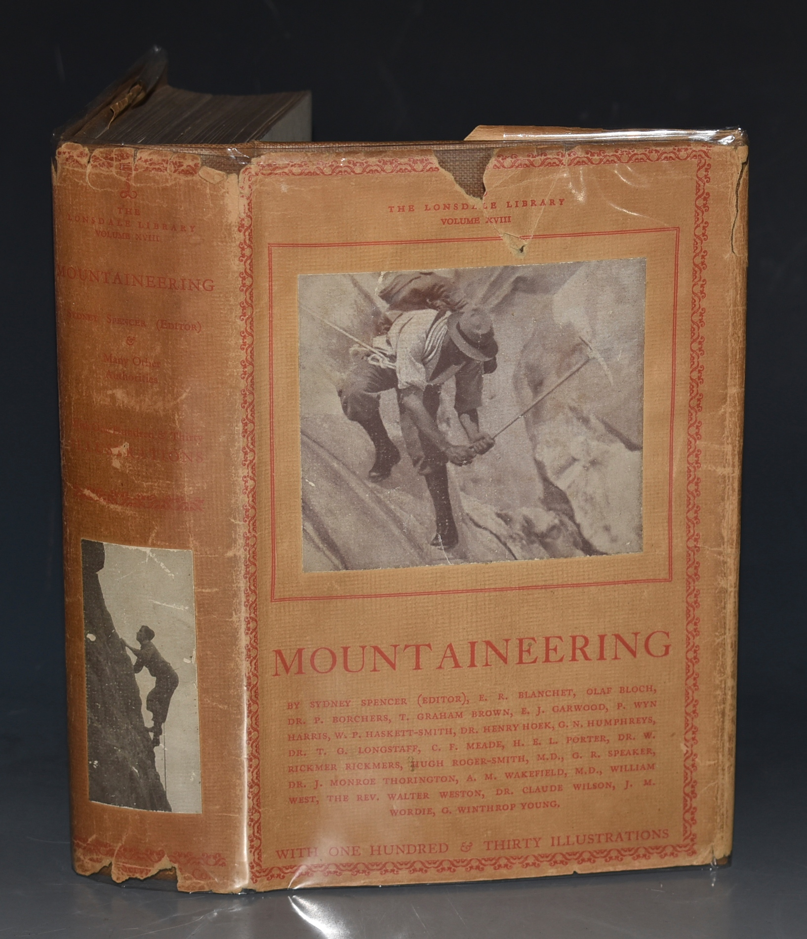 Image for Mountaineering. (The Lonsdale Library Vol. XVIII).
