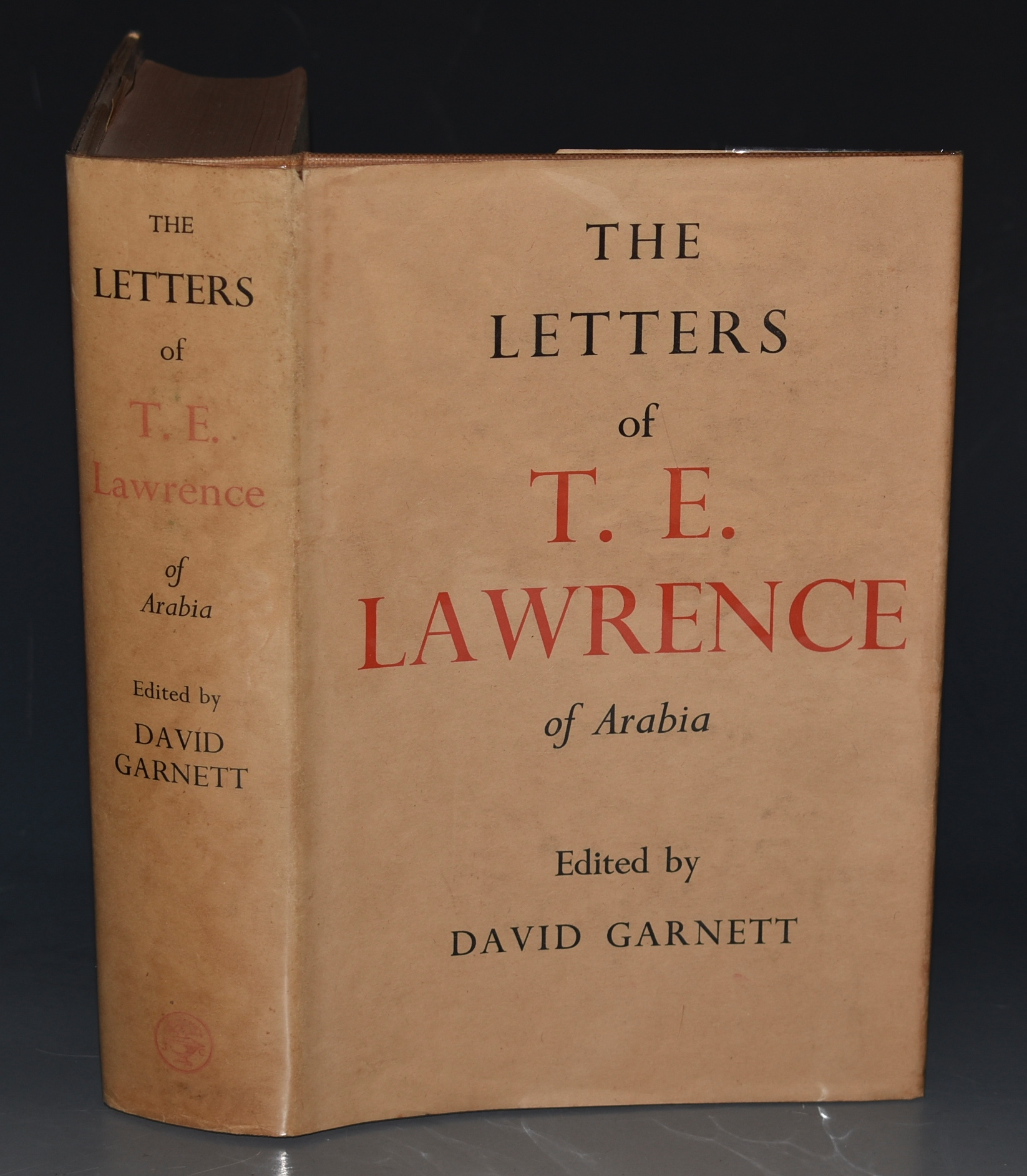 Image for The Letters of T. E. Lawrence.