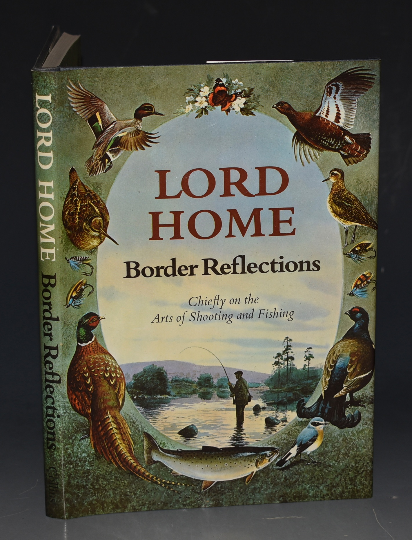Image for Border Reflections Chiefly on the Arts of Shooting and Fishing. Illustrations by Rodger McPhail.