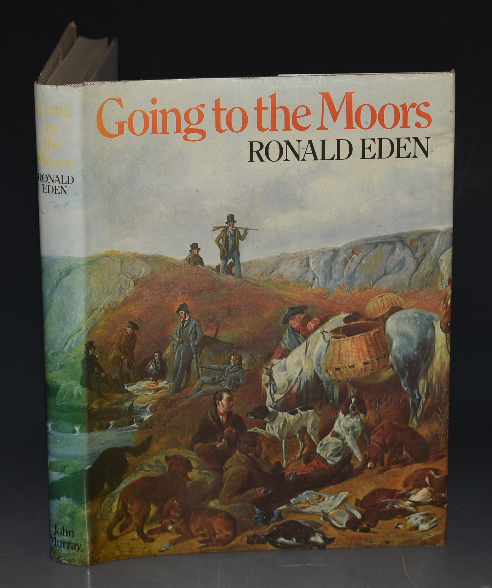 Image for Going To The Moors