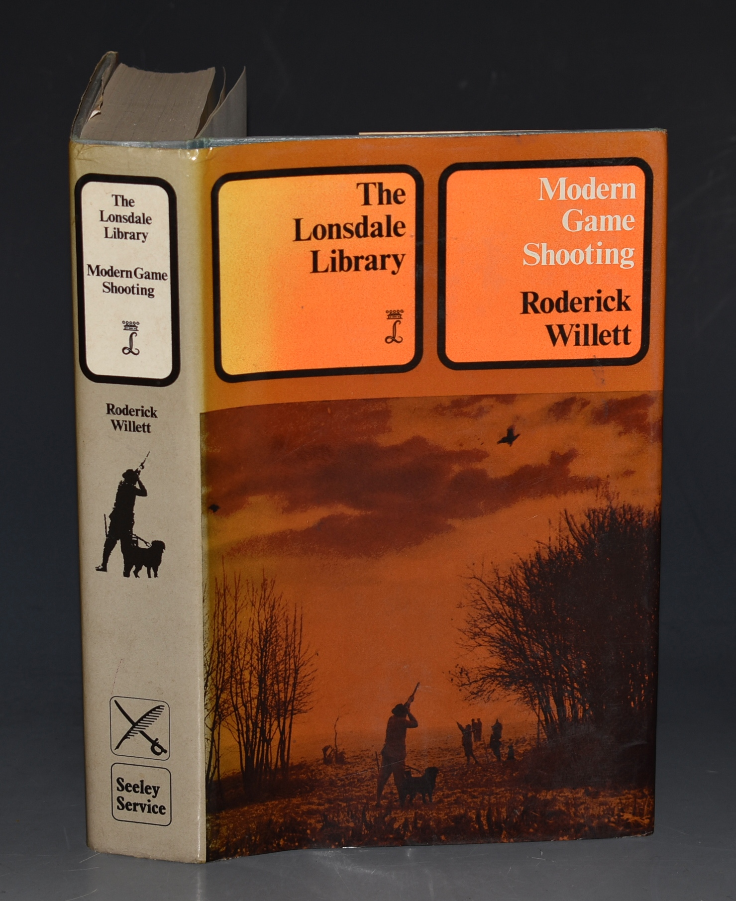 Image for Modern Game Shooting The Lonsdale Library.