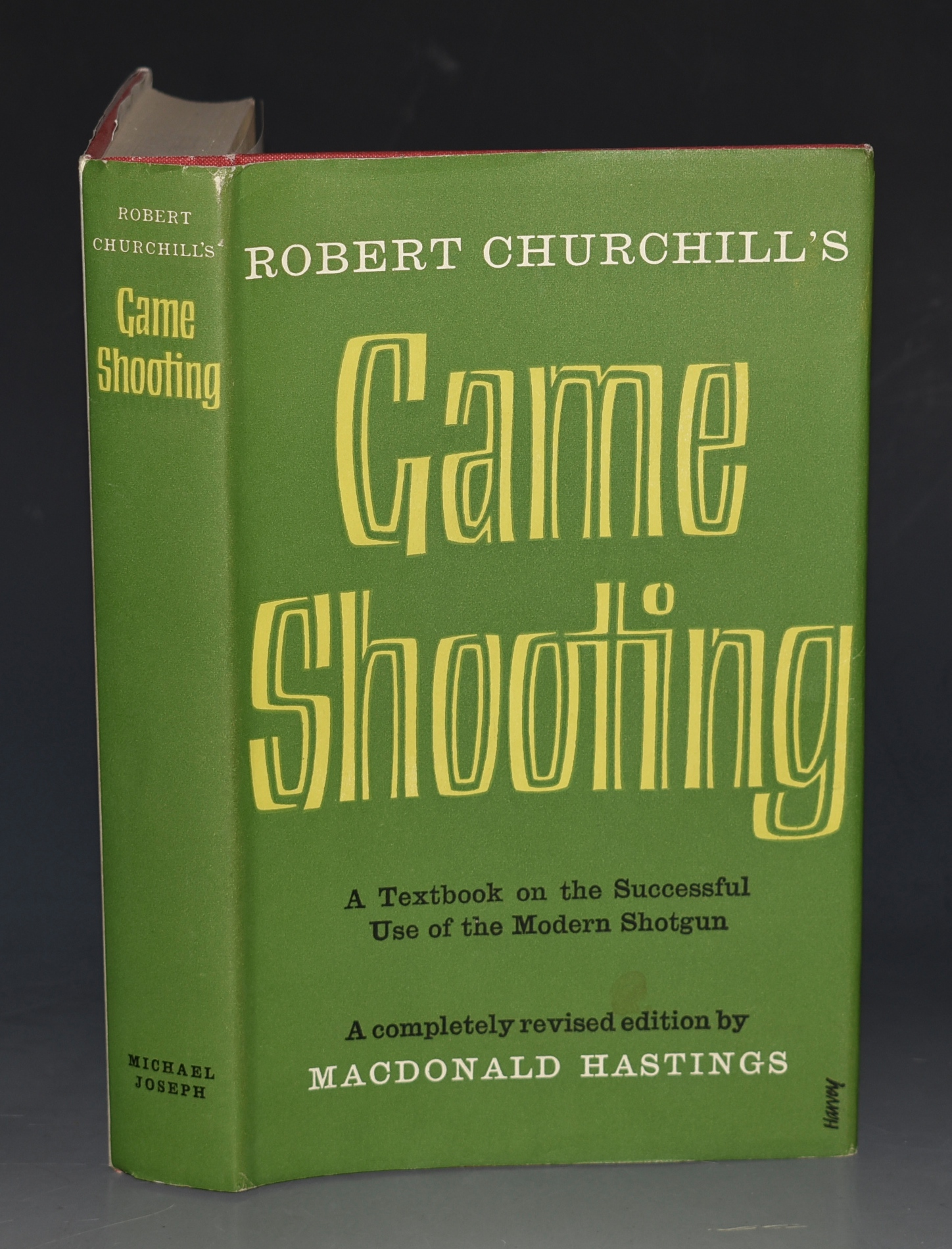 Image for Game Shooting A Textbook on the successful use of the modern shotgun. Revised edition by Macdonald Hastings.