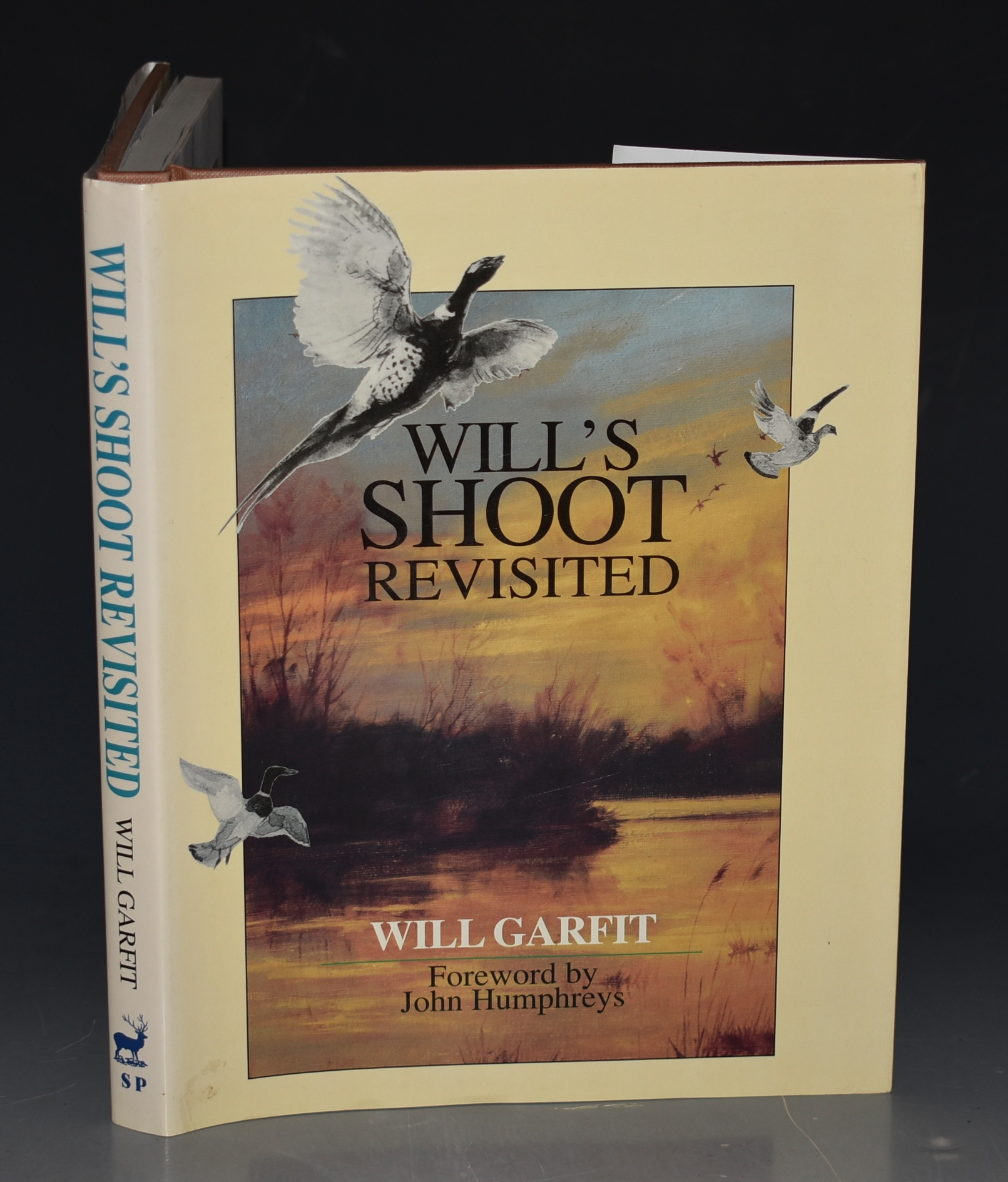 Image for Will's Shoot Revisited Foreword by John Humphreys. SIGNED + ALS.