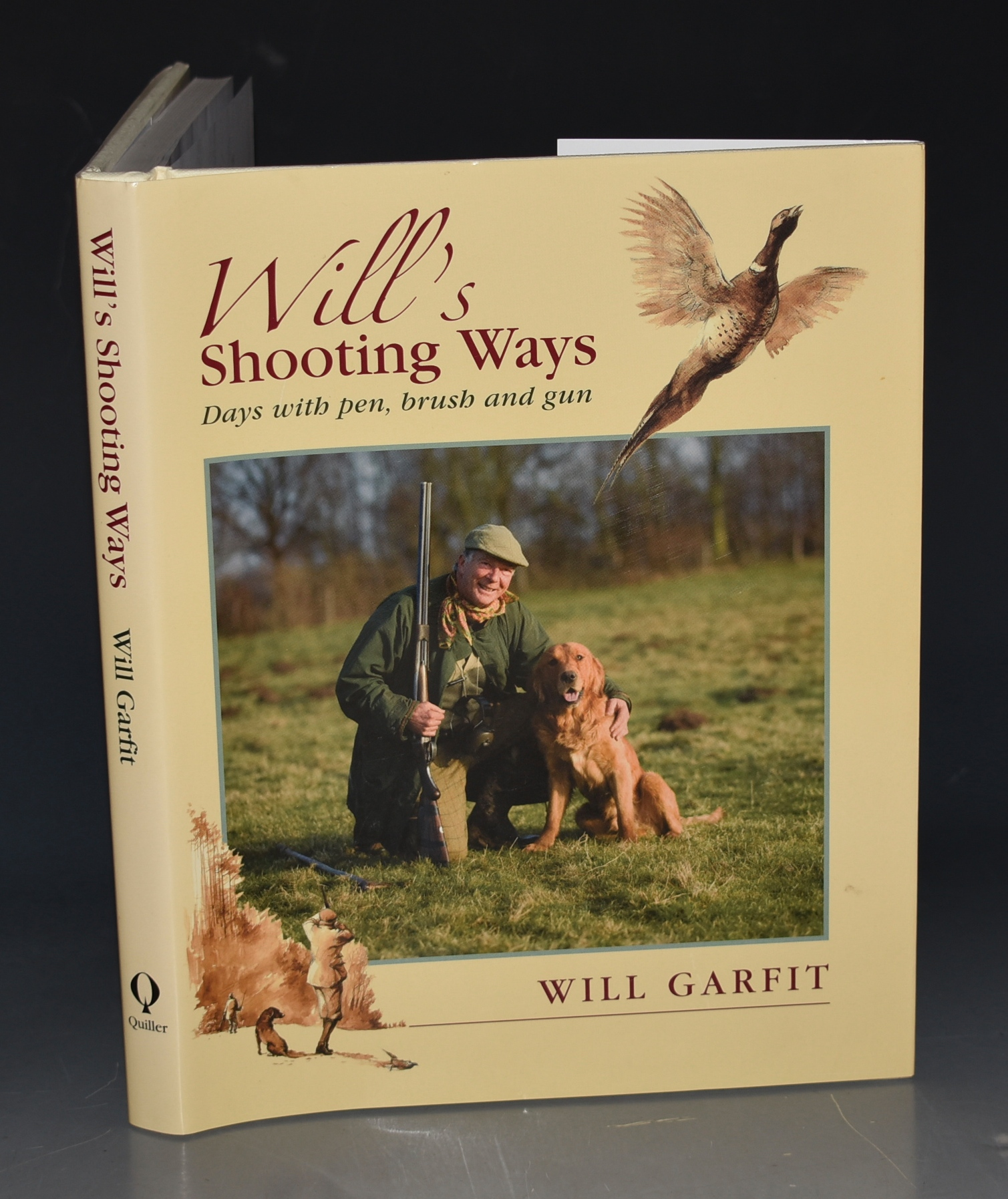 Image for Will's Shooting Ways Days with Pen, Brush & Gun. SIGNED.