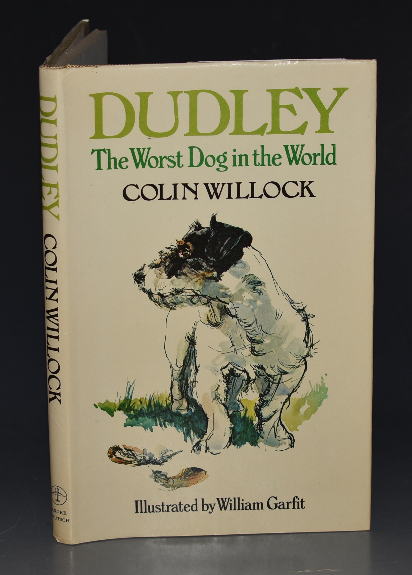 Image for Dudley, The Worst Dog in the World