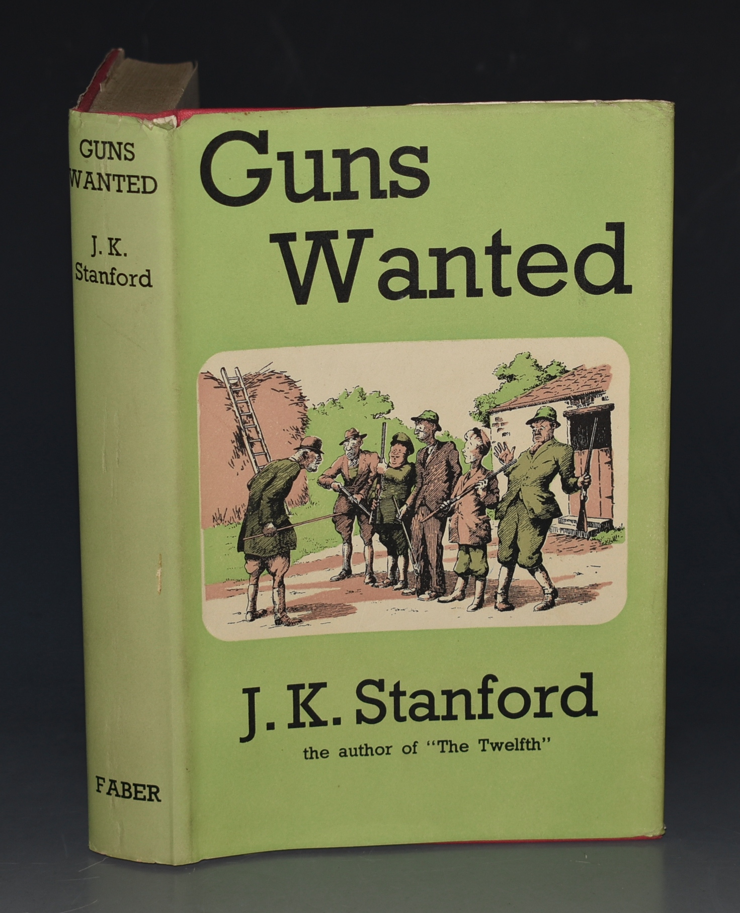 Image for Guns Wanted