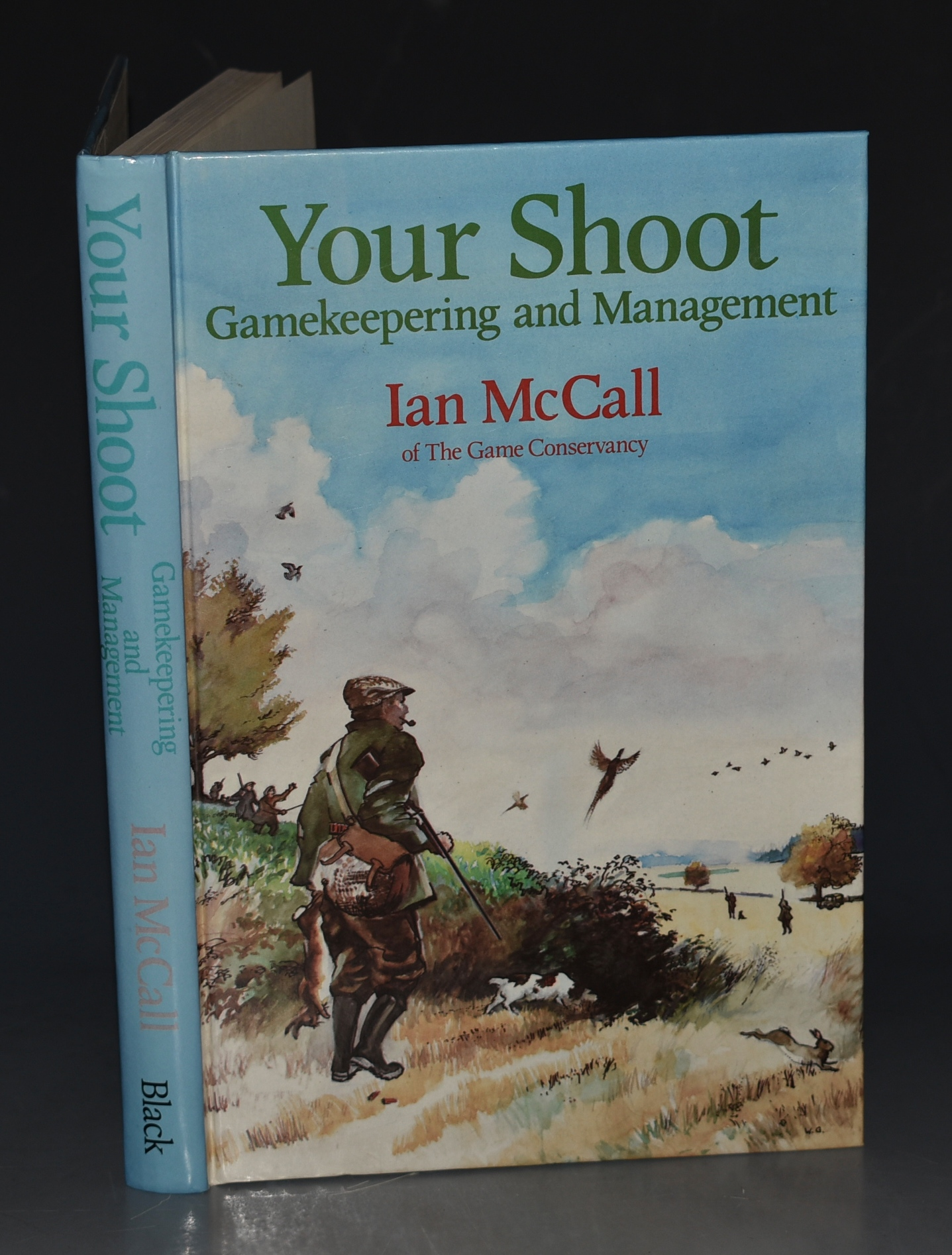 Image for Your Shoot Gamekeeping and Management. Drawings by Will Garfit. SIGNED.