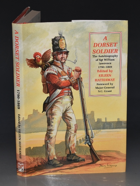 Image for A Dorset Soldier. The Autobiography of Sgt William Lawrence 1790-1869 . Foreword by Major-General S. C. Grant.
