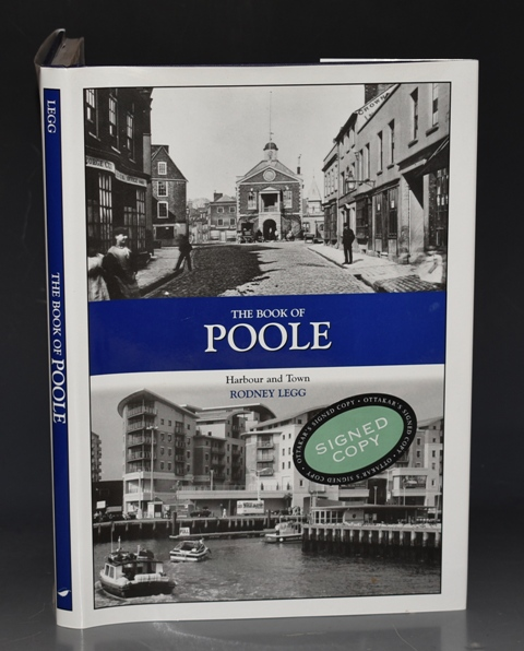 Image for The Book of Poole: Harbour and Town SIGNED BY THE AUTHOR