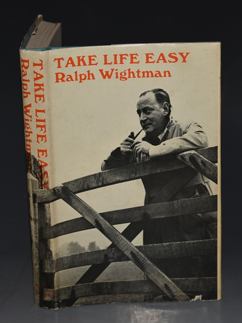Image for Take Life Easy. Signed copy.