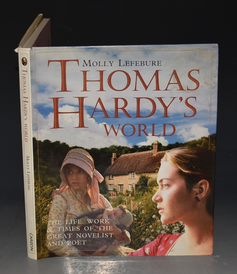 Image for Thomas Hardy's World. The Life, Work and Times of the Great Novelist and Poet.