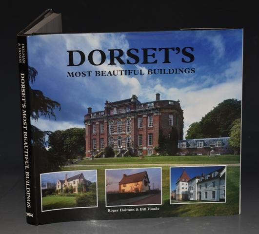 Image for Dorset's Most Beautiful Buildings. with descriptive text by Bill Hoade.