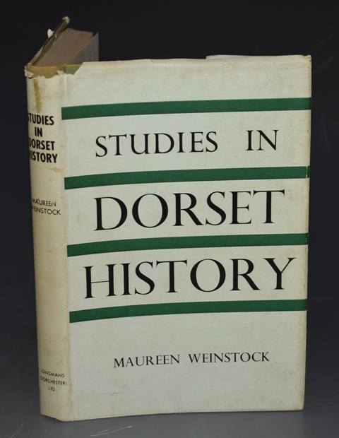 Image for Studies in Dorset History.