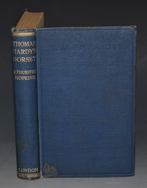 Image for Thomas Hardy's Dorset.